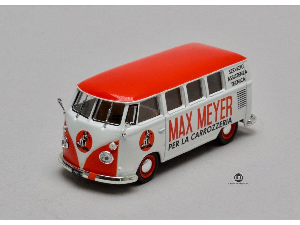 Volkswagen T1 Kombi 1959 Max Meyer 1:43 Champion