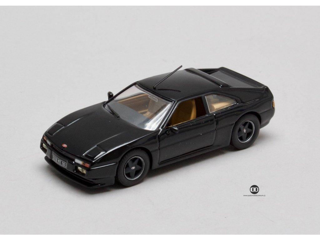 Venturi 260 Atlantique 1986 černá 1:43 Champion