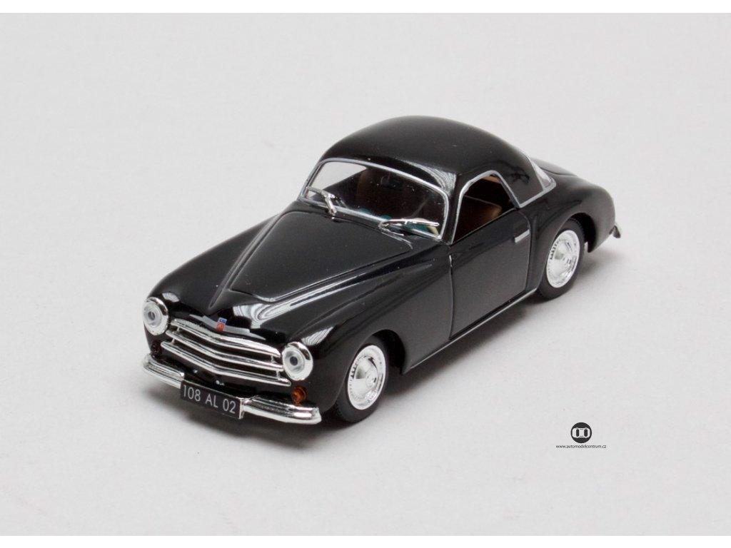 Simca Huit Sport 1952 černá 1:43 Champion