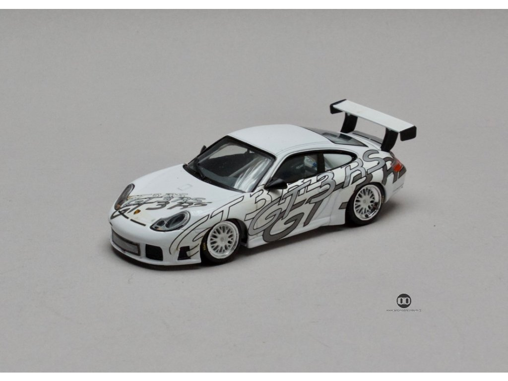 Porsche 911 GT3 RS Presentation 2001 1:43 Triple 9