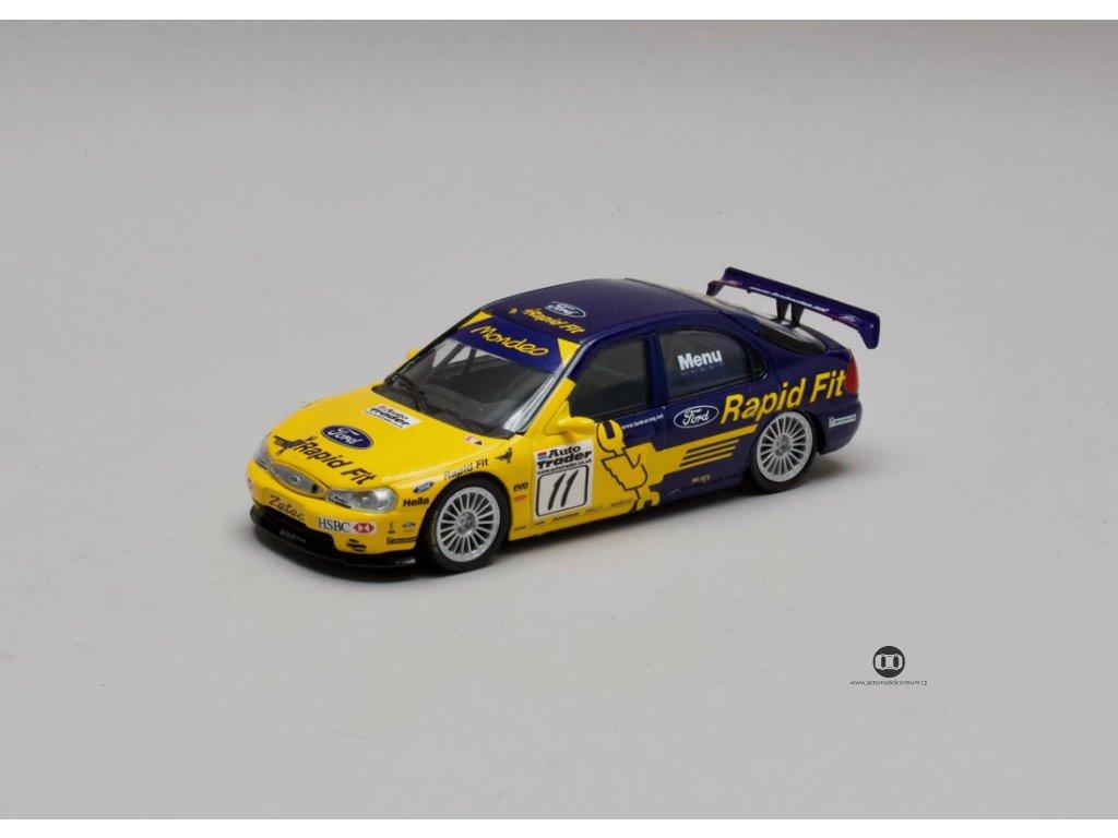 Ford Mondeo Zetec #11 BTCC Champion 2009 1:43 Atlas