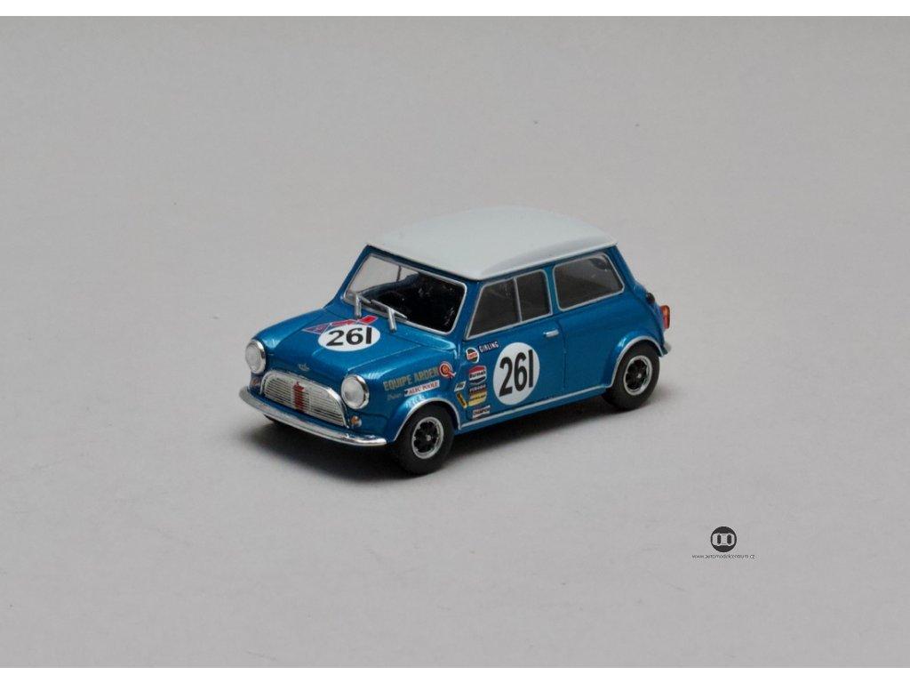 Mini Cooper S Austin #261 BTCC Champion 1969 1:43 Atlas