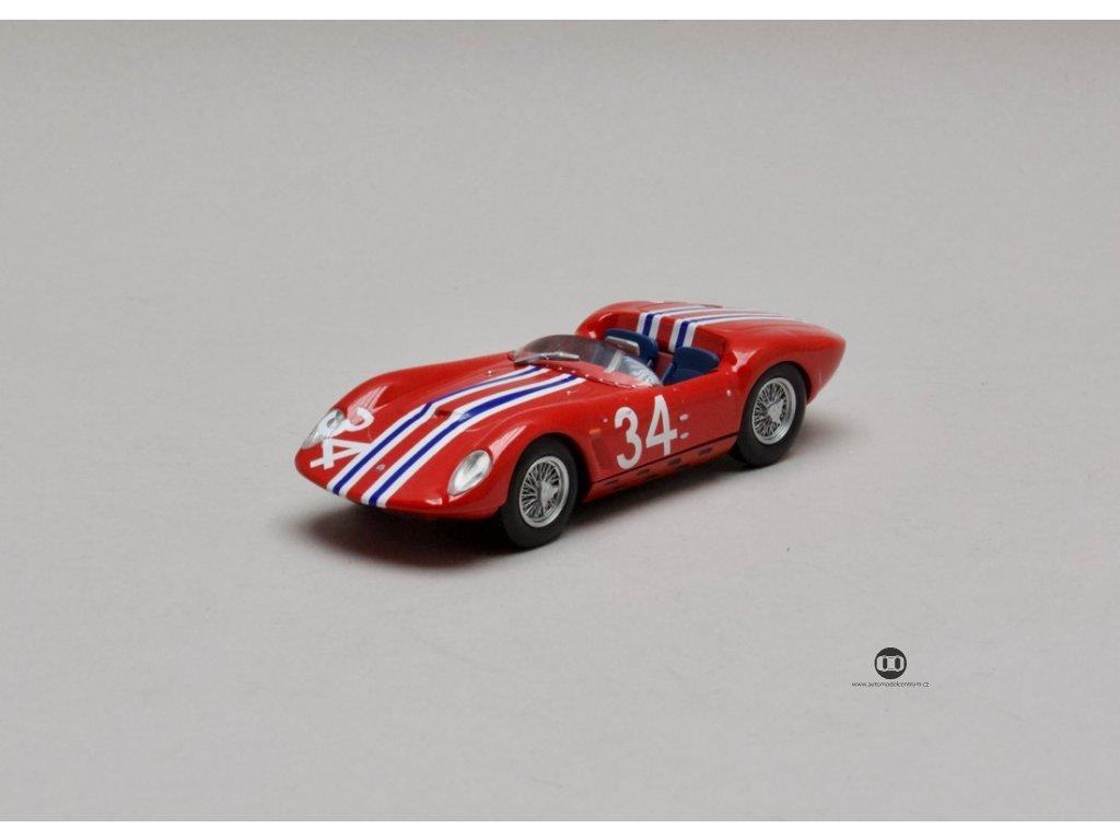 Maserati Tipo 61 Reims 1963 #34 Drogo 1:43 Champion