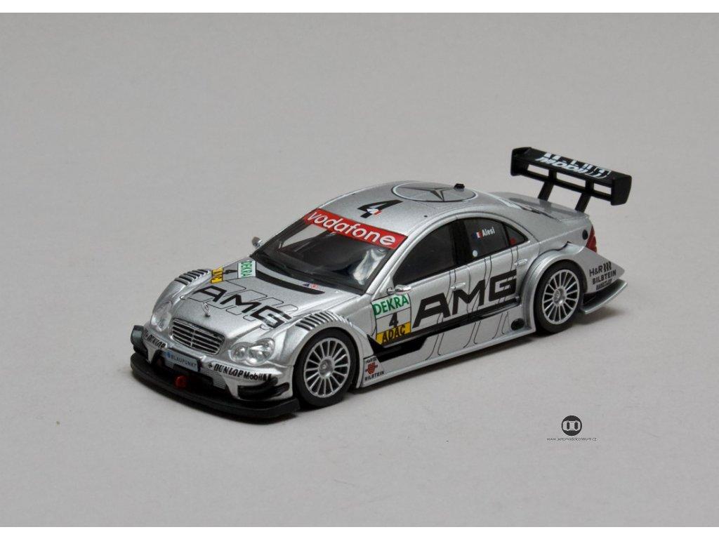 Mercedes-Benz CLK Dtm 2005 #4 Jean Alesi 1:43 Altaya