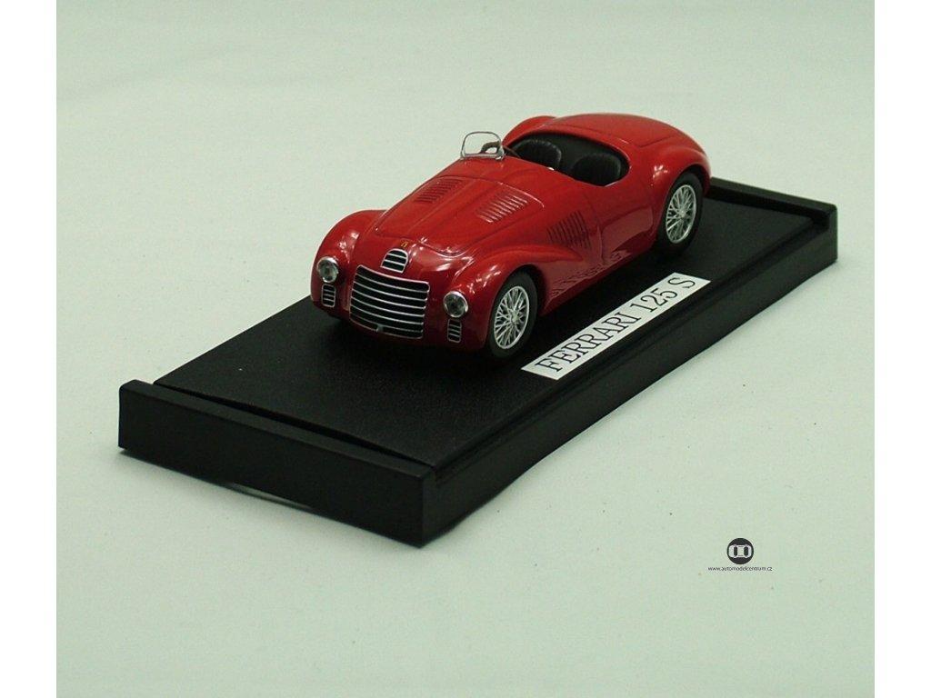 Ferrari 125 S červená 1:43 Magazine models