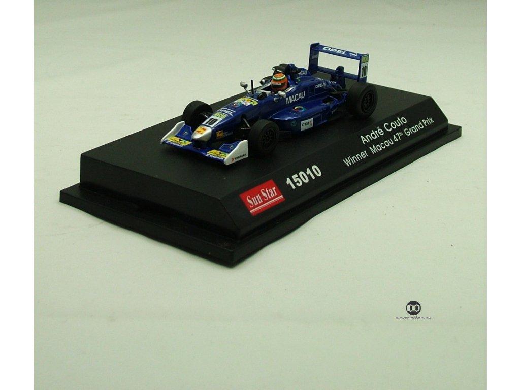 Dallara Opel F3000 Grand Prix Macau 2000 # 10 1:43 Sun Star