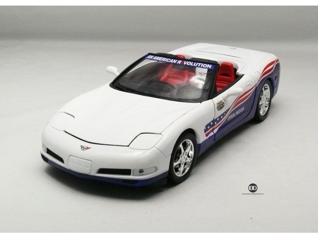 Chevrolet Corvette Indy 500 Pace Car 1:18 Auto World
