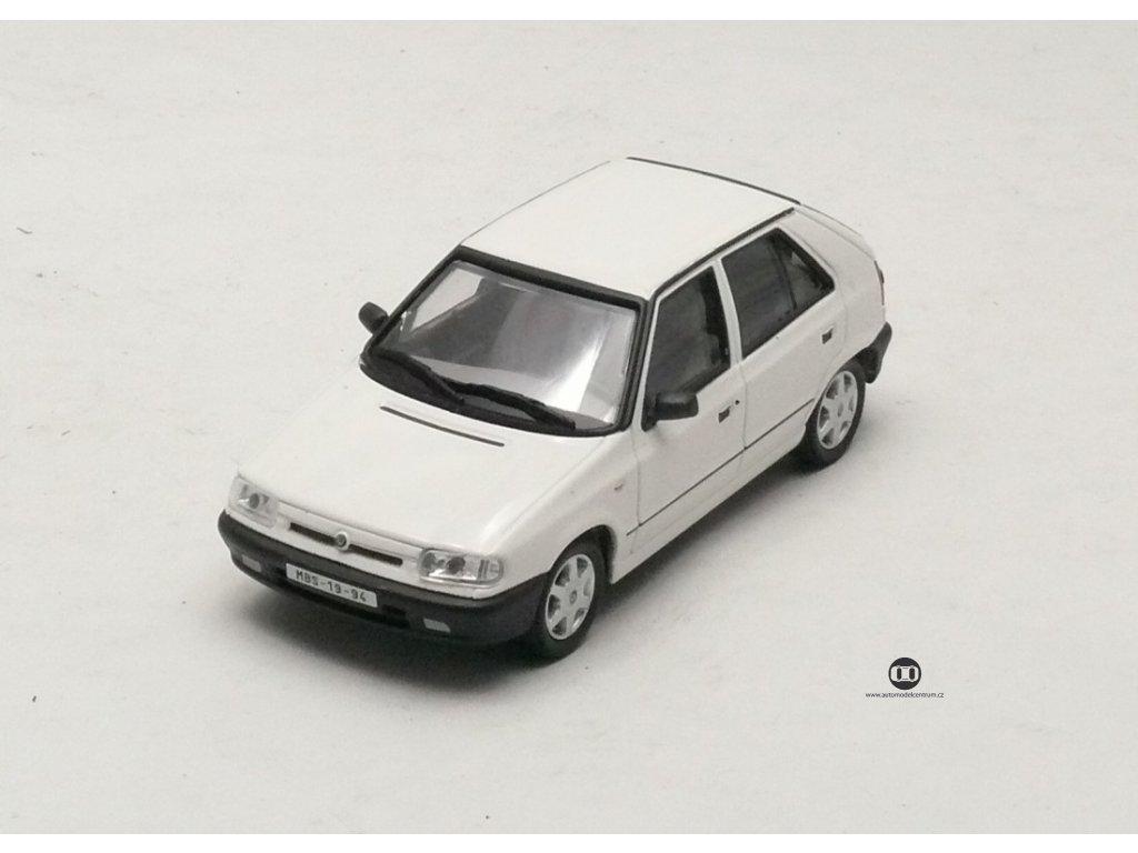 Škoda Felicia GLXi 1994 bílá Candy 1:43 Abrex