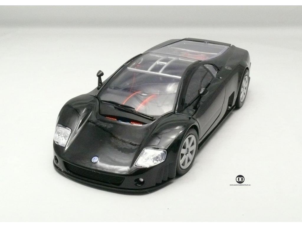 Volkswagen Nardo W12 Show Car černá 1:18 Motor Max