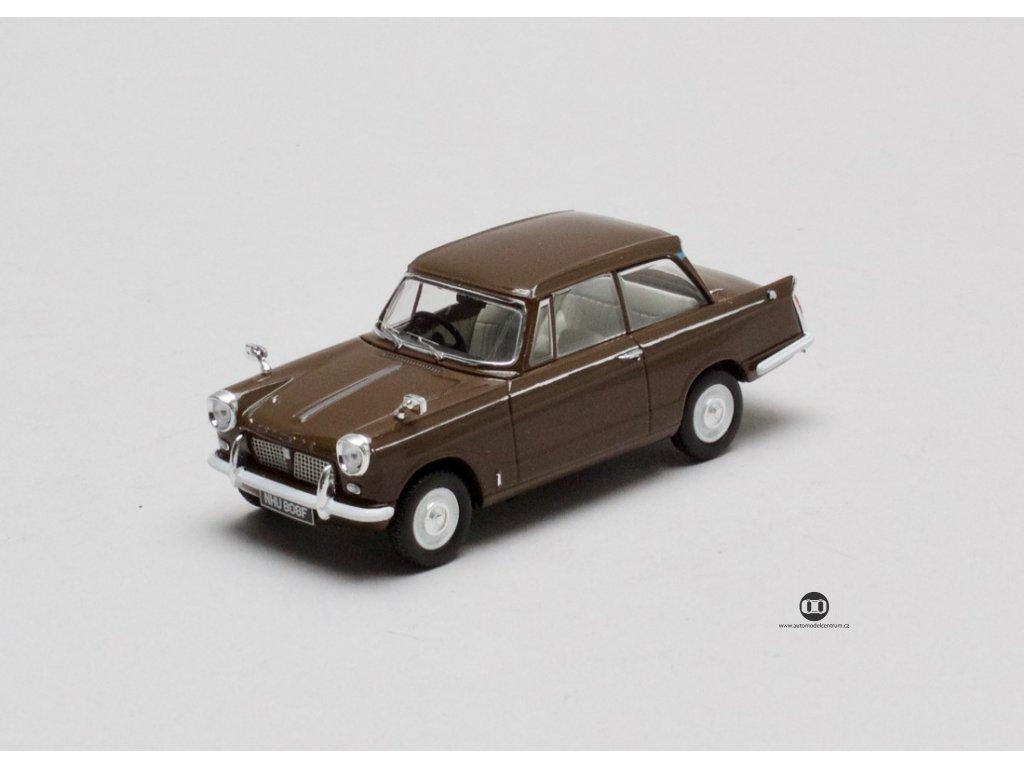 Triumph Herald Saloon 1959 hnědá 1:43 Prémium X