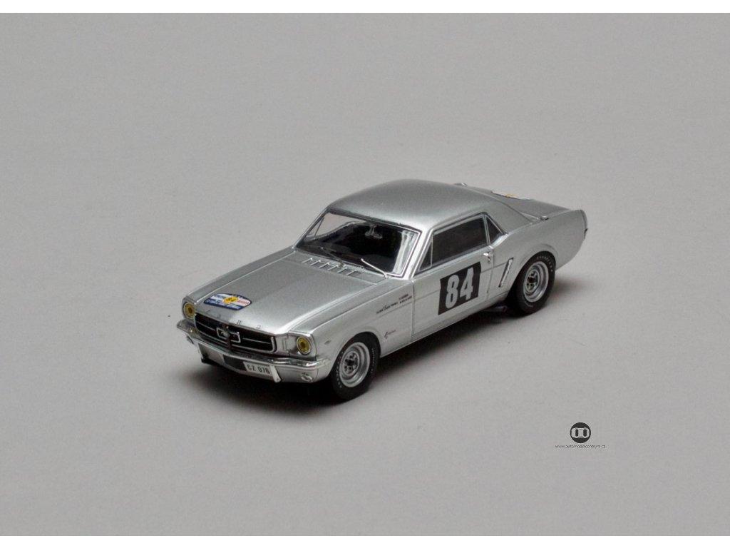 Ford Nustang #84 Rallye Tur De France 1964 1:43 Prémium X