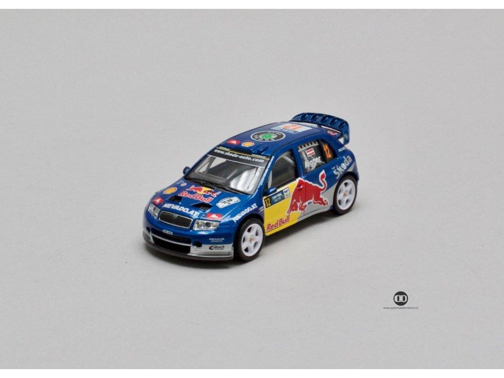 Škoda Fabia WRC EVO II #12 Deutschland 2006 1:43 Abrex