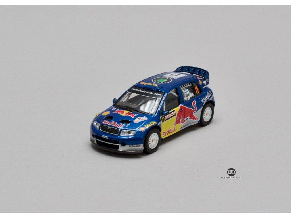 Škoda Fabia WRC EVO II #11 Turkey 2006 1:43 Abrex