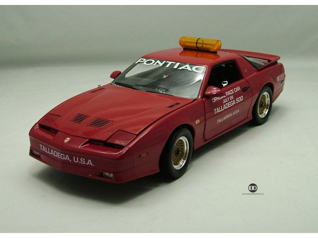 Pontiac Trans Am 1987 GTA Pace Car 1:18 Greenlight
