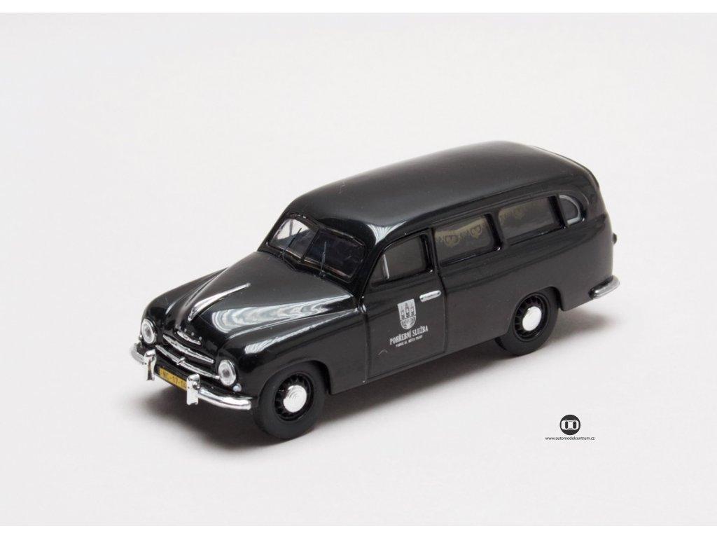 Škoda 1201 1956 Pohřební 1:43 Abrex