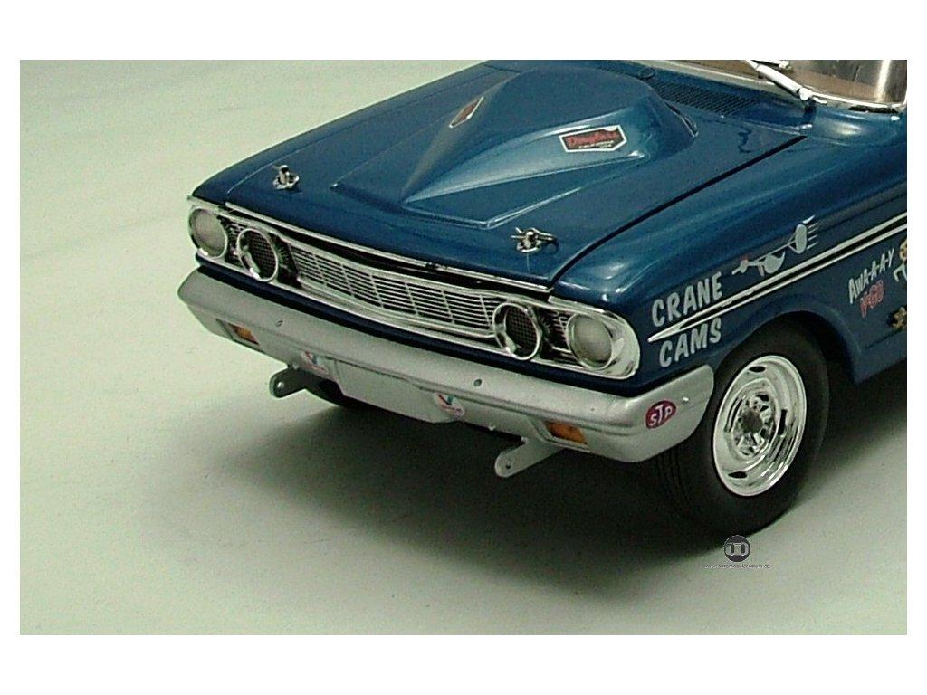 Ford Thunderbold 1964 # 876 Frank Vego Ford 1:18 ACME