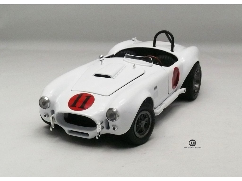 Shelby Cobra 427S/C 1965 Spinout Elvis Presley 1:18 Auto World