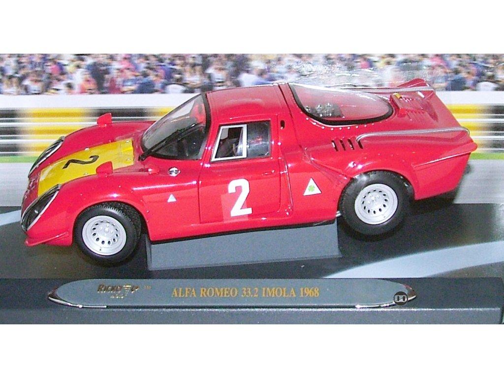 Alfa Romeo 33 2 Imola 1968 Ricko 32146 c2 01