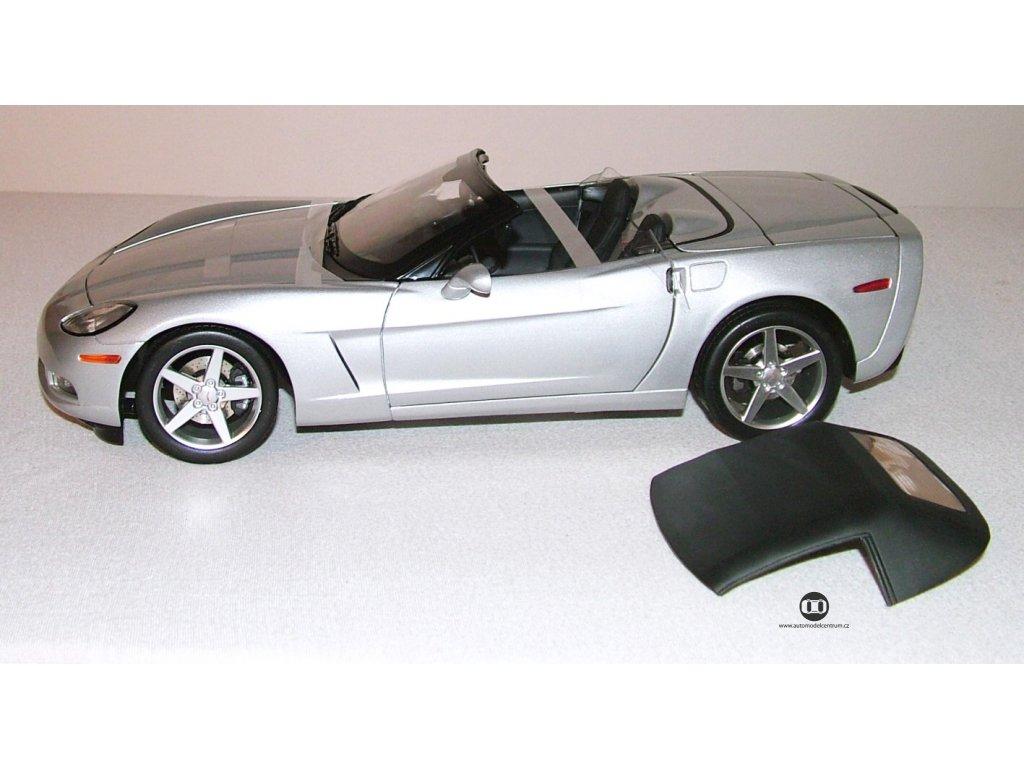 chevrolet corvette c6 hotwheels g2567 st brn 01