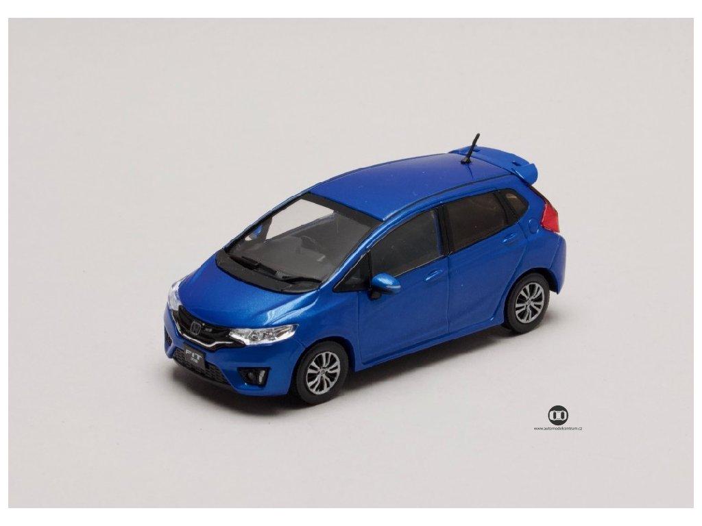Honda Fit RS modra 1 43 Jcollection 86001BL 01
