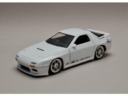 Mazda RX 7 1985 bila 1 24 Jada Toys 30940 01