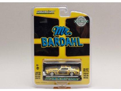 Chevrolet Camaro 1970 Mr.Bardahl 1 64 Greenlight 29989 01