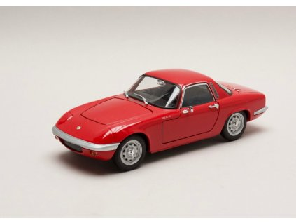 Lotus Elan 1965 cervena 1 24 Welly 24035 01