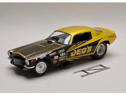 Chevrolet Camaro 1970 Funny Car JEG`S 1 18 Auto World AW1160 01