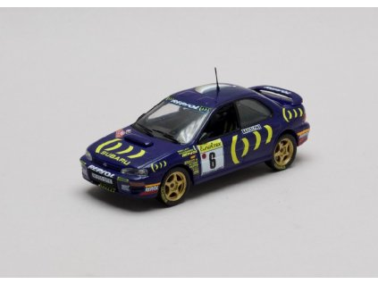 Subaru Impreza 555 #6 Rally Monte Carlo 2095 1 43 Champion 01