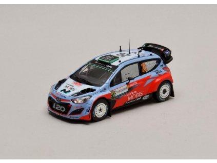 Hyundai i20 WRC #20 Rally Italia Sardegna 2015 1 43 Champion 01