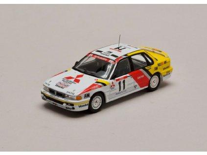 Mitsubishi Galant VR 4 #11 Tour de Corse 1991 1 43 IXO RAC223 01
