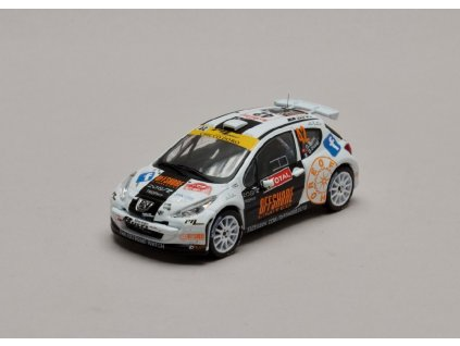 Peugeot 207 S20000 #42 Rally Monte Carlo 2013 1 43 IXO RAM546 01