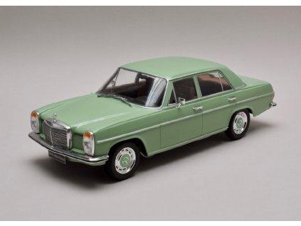 Mercedes 220 D W115 světle zelená 1 18 MCG 18116 01