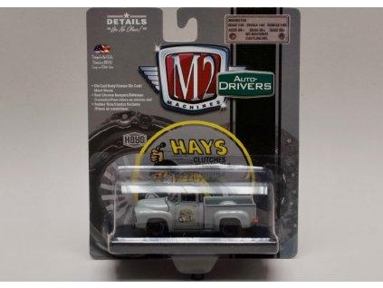 Ford F 100 Truck 1956 %22Hays%22 1 64 M2 Machines 11228 55 01