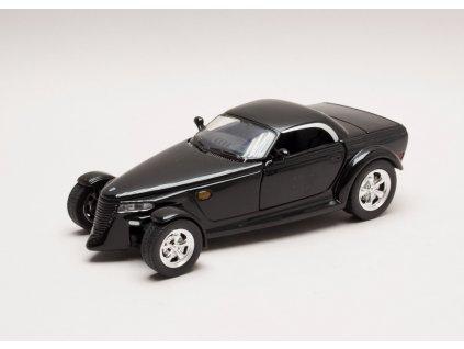 Chrysler Howler černá 1 24 Motor Max 01