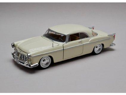 Chrysler C300 1955 slonová kost 1 24 Motor Max 01
