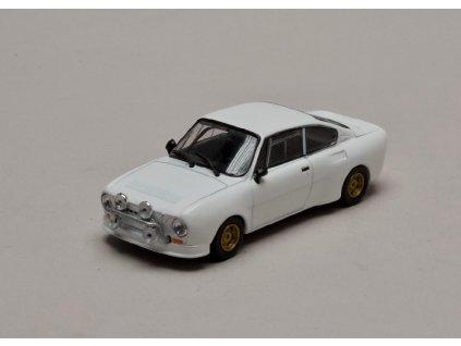 Škoda 130 RS 1977 bílá 1 43 Abrex 143XABS 501E 01