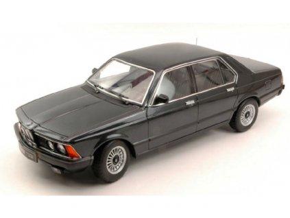 BMW 733i series E23 1977 černá 1 18 KK scale KKDC180101 01