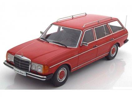 Mercedes Benz 250 T W123 Kombi 1978 červená 1 18 KK scale KKDC180092 01