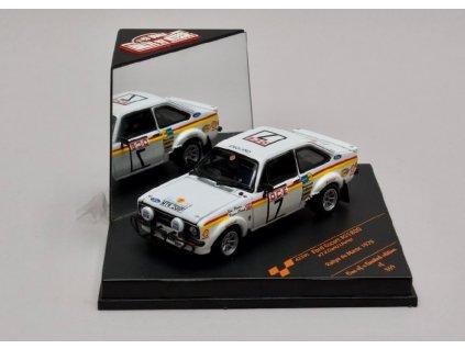 Ford Escort RS 1800 #7 Rallye du Maroc 1976 1 43 Vitesse 42380 01