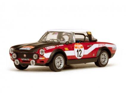 Fiat 124 Abarth #12 Rally Sanremo 1973 1 43 Vitesse 42443 01