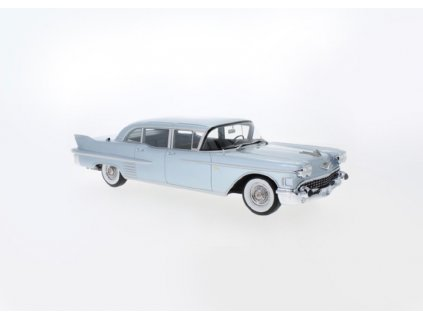 Cadillac Fleetwood 75 Limousine 1958 BoS