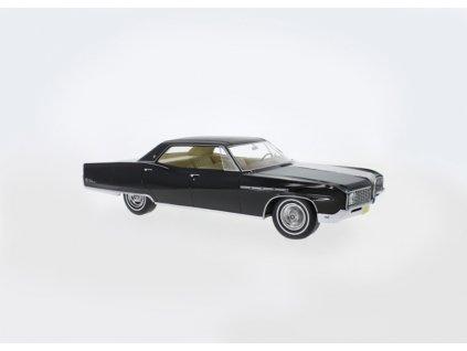 Buick Electra 225 1968 4dvéř Hard top černá 1 18 BoS Models BoS175 01