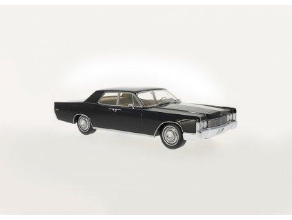 Lincoln Continental Sedan 1968 černá 1 18 BoS Models BoS169 01