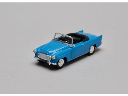 Škoda Felicia 1960 modrá 1:43 Car Selection