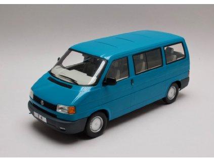 VW T4 Caravelle 1992 modrá 1 18 KK scale KKDC180263 01