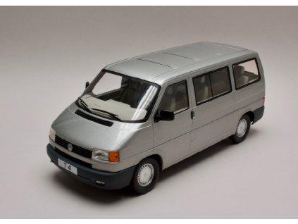 VW T4 Caravelle 1992 šedá metalíza 1 18 KK scale KKDC180264 01
