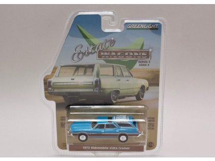 Oldsmobile Vista Cruiser 1972 %22Estate Wagons%22 1 64 Greenlight 29950 D 01