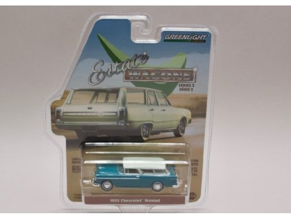 Chevrolet Nomad 1955 %22Estate Wagons%22 1 64 Greenlight 29950 A 01