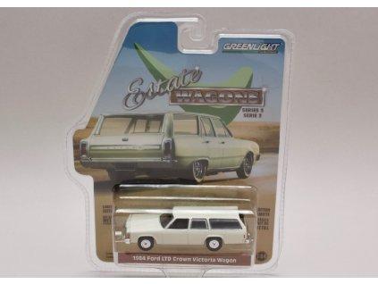 Ford LTD Crown Victoria Wagon 1984 %22Estate Wagons%22 1 64 Greenlight 29950 E 01